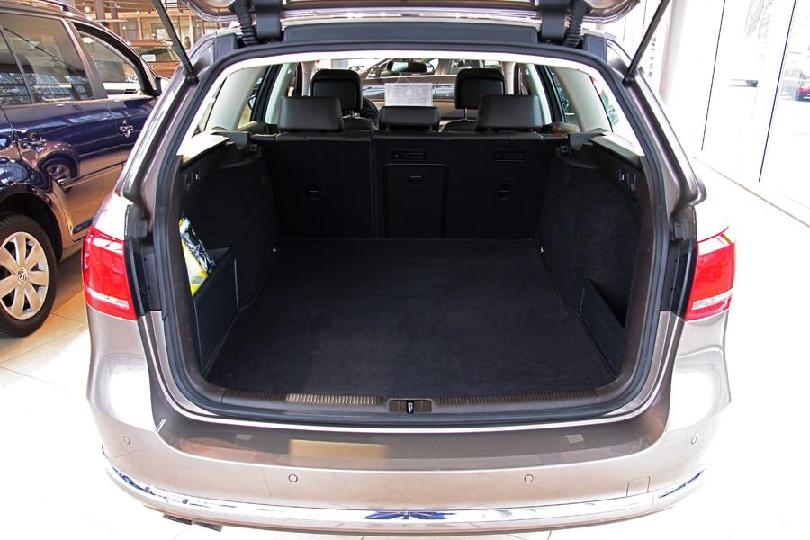 kofferraum wendematte passat variant b6 3c 2005 2010 ebay. Black Bedroom Furniture Sets. Home Design Ideas