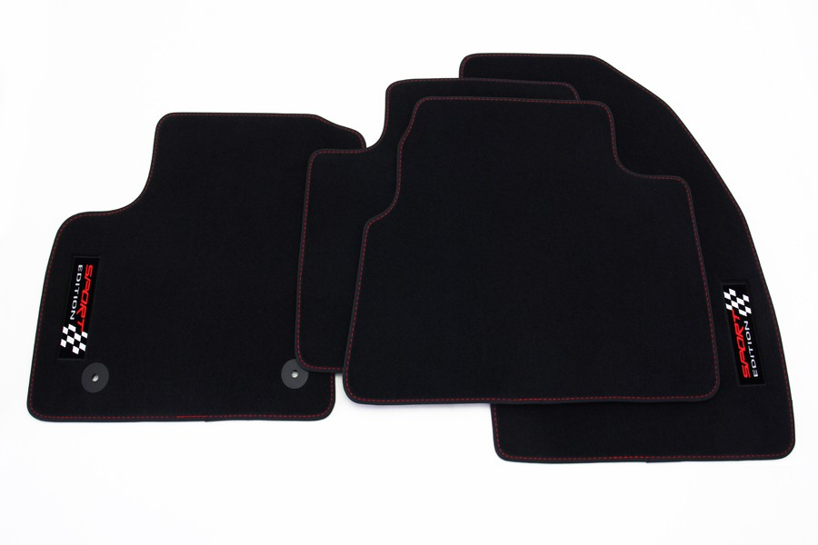 sport fu matten f r ford kuga 2 ab bj 2013 fu matten f r. Black Bedroom Furniture Sets. Home Design Ideas