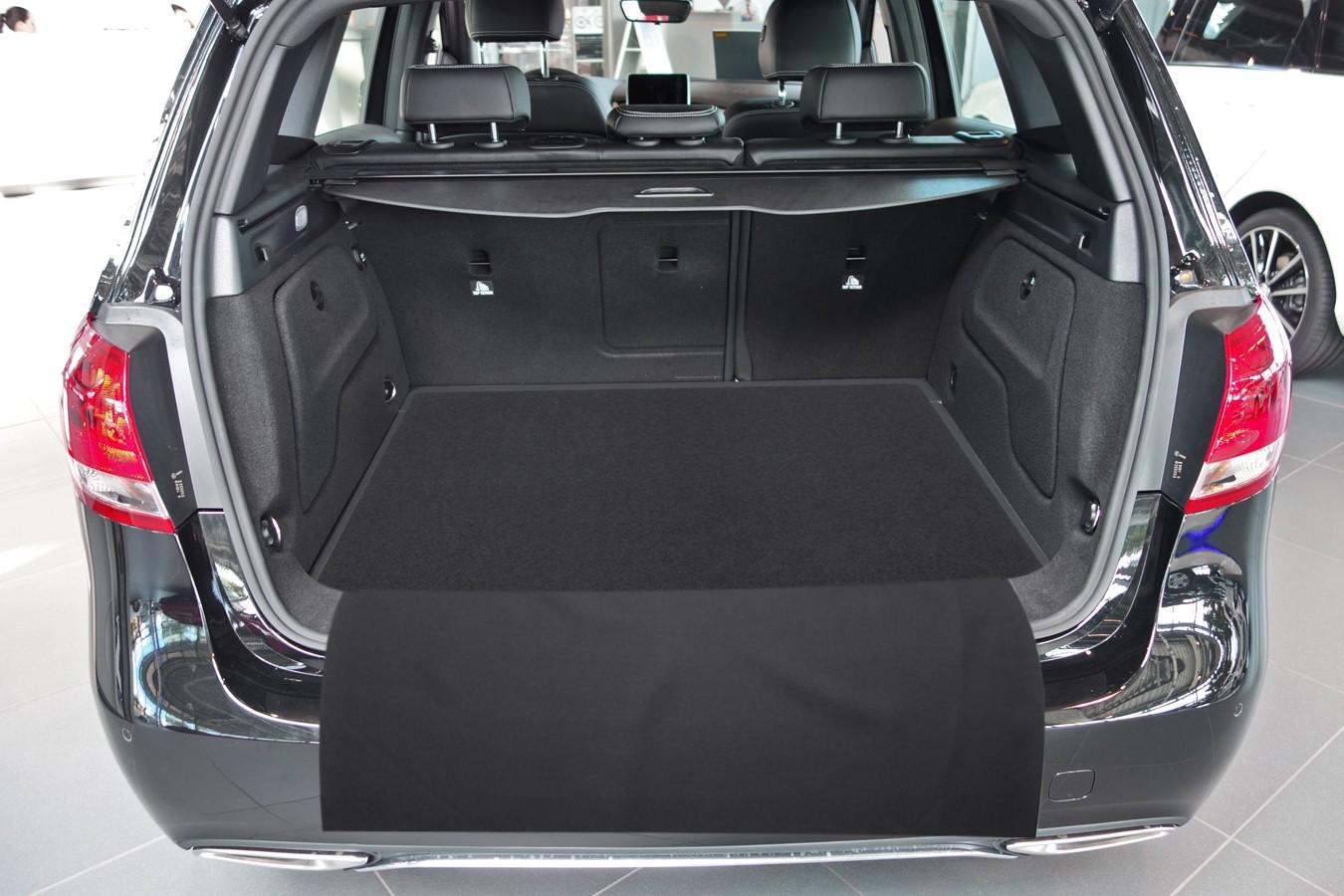 2 sezione mat bagagliaio con protezione paraurti per mercedes b classe w246 boot protettore. Black Bedroom Furniture Sets. Home Design Ideas