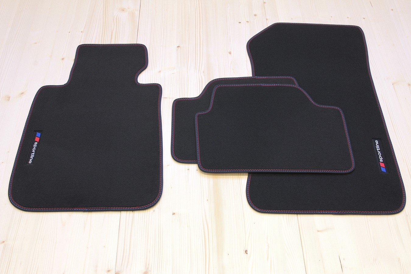 sportline tapis de sol pour bmw s rie 1 e87 5 portes ann e 2004 2011 tapis de voiture pour bmw. Black Bedroom Furniture Sets. Home Design Ideas