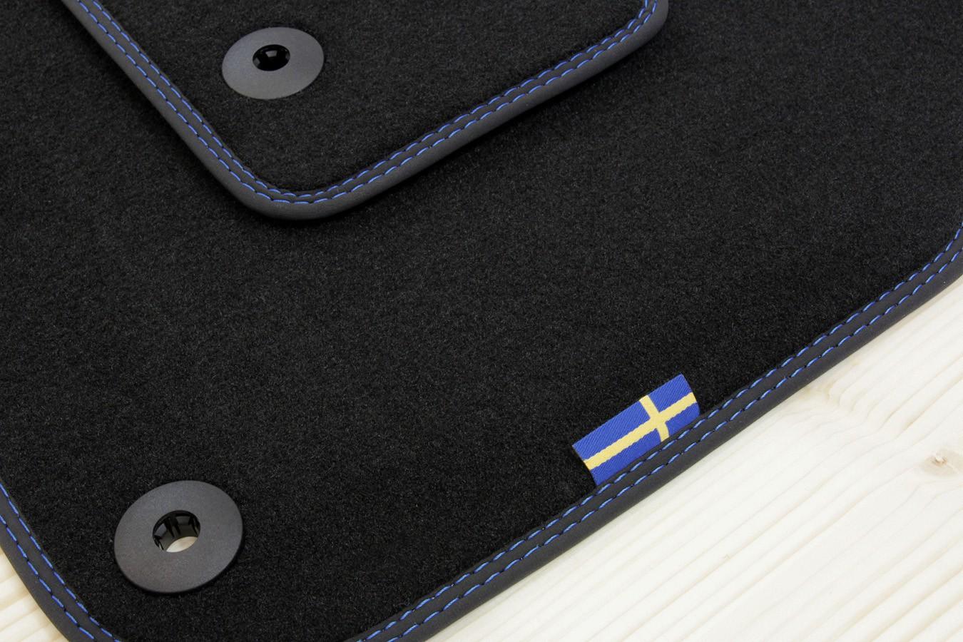 Design Tapis De Sol Tapis De Coffre Pour Volvo Xc90 Ann E 2015 Tapis De Voiture Pour Volvo