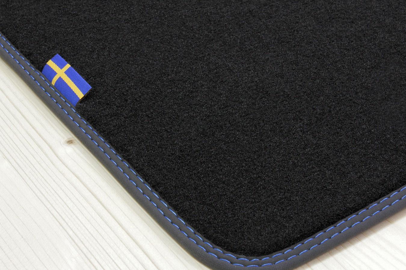 Design floor mats trunk mat for volvo xc90 from 01 2015 for Floor mat design