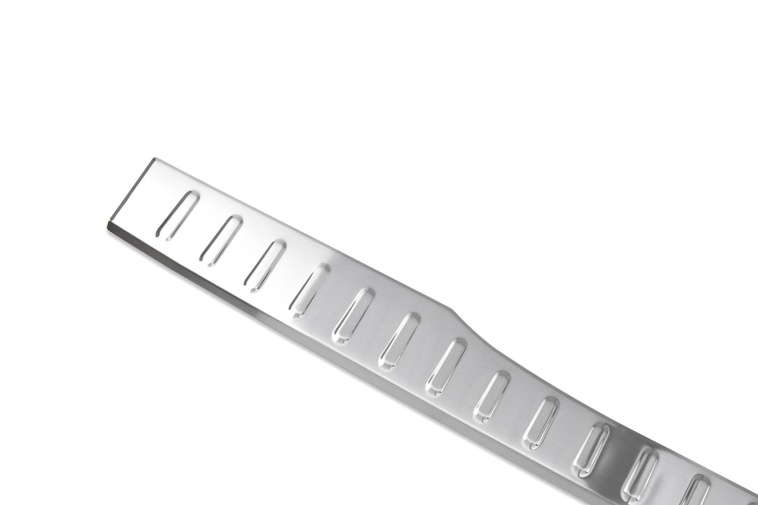 Stainless steel bumper protector for mercedes vito viano