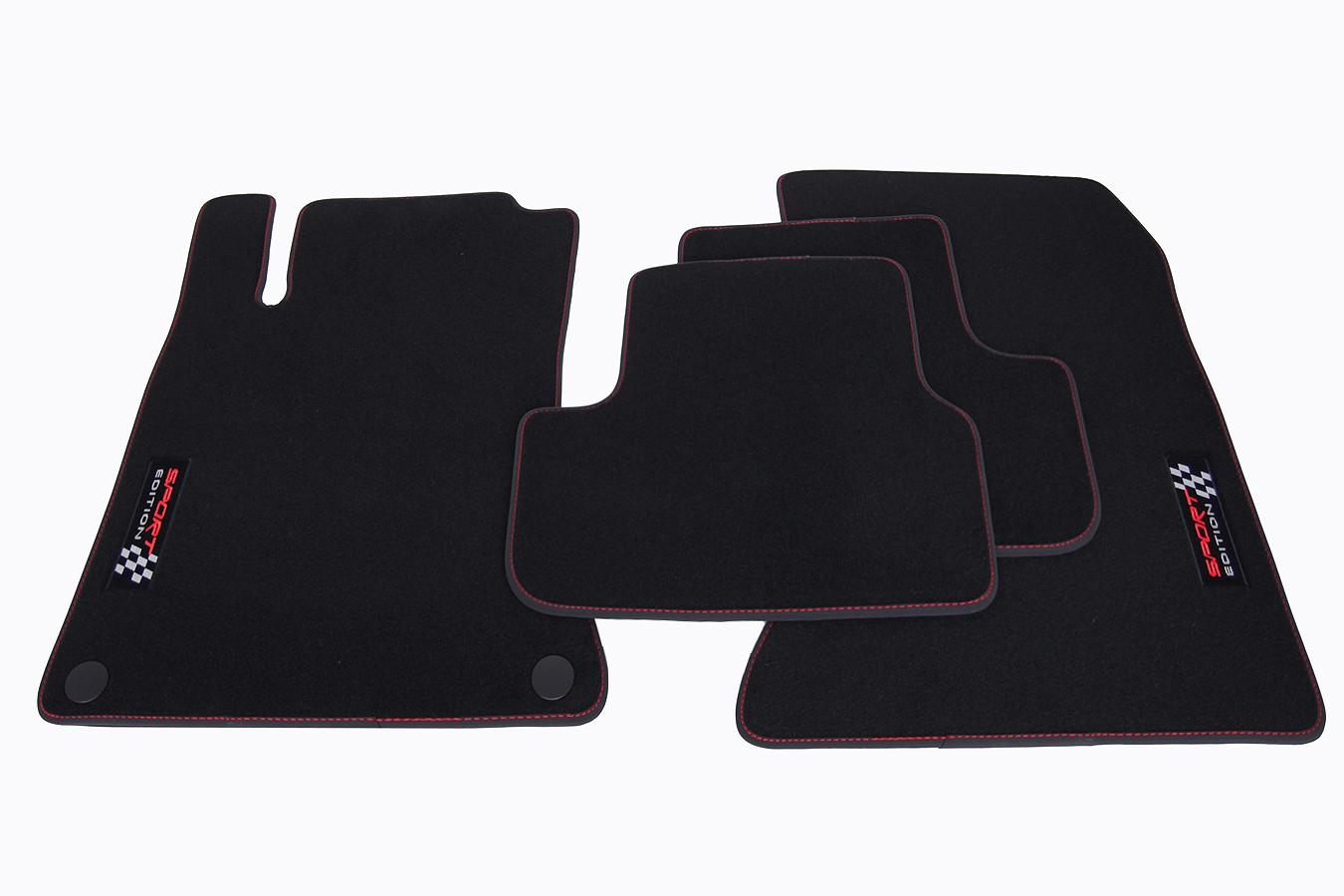 sport tapis de sol pour mercedes classe a w176 ann e 2012 tapis de voiture pour mercedes. Black Bedroom Furniture Sets. Home Design Ideas