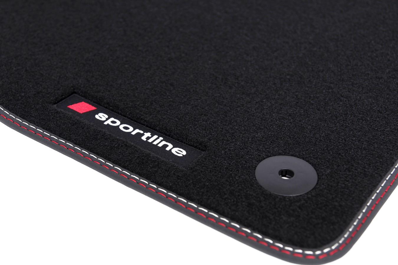 premium sportline tapis de sol pour seat ibiza 5 v 6j 6p. Black Bedroom Furniture Sets. Home Design Ideas