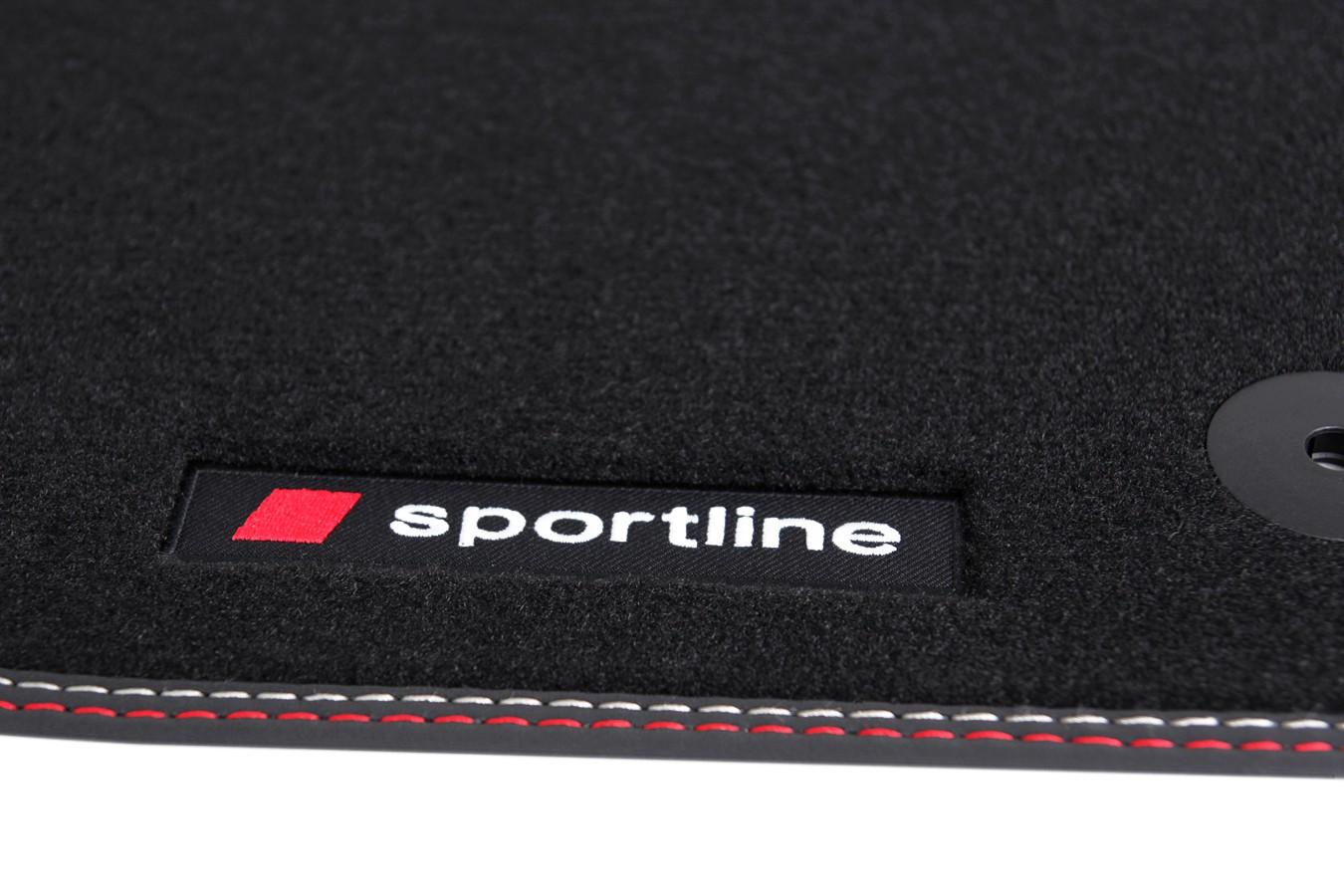 Premium Sportline Tappetini Per Seat Ibiza 4 Iv 6l Anno