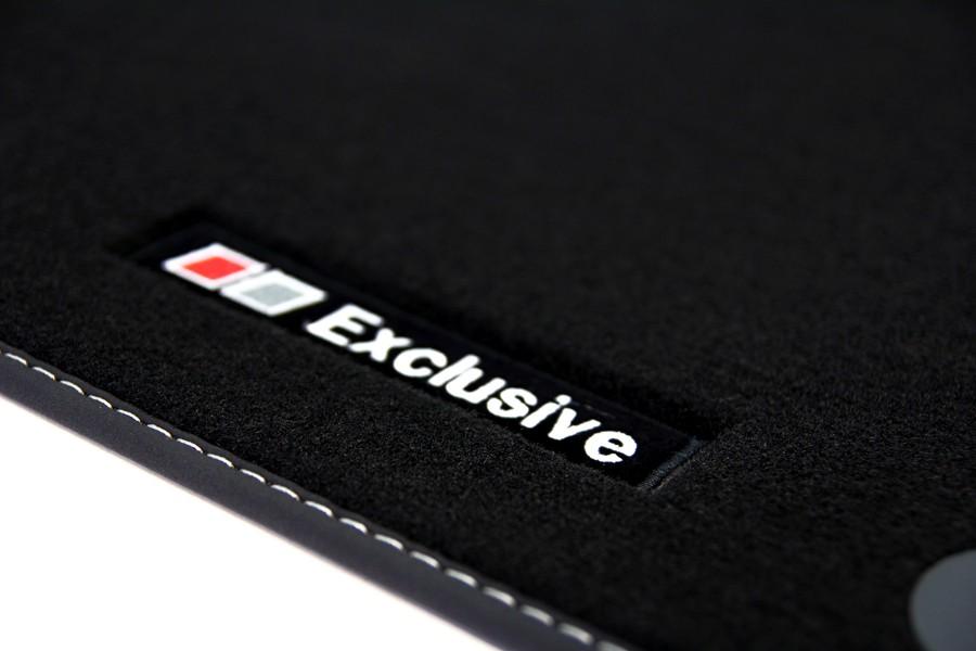 exclusive line tapis de sol de voitures pour vw golf 4 iv. Black Bedroom Furniture Sets. Home Design Ideas