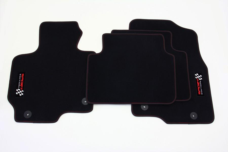 sport fu matten f r mazda cx 5 ab bj 2013 fu matten f r. Black Bedroom Furniture Sets. Home Design Ideas