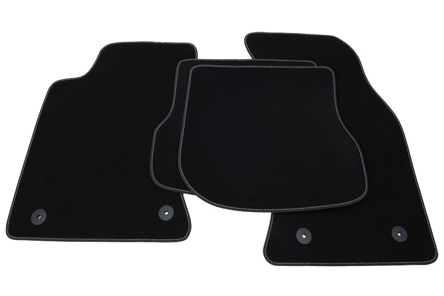 exclusive tapis de sol de voitures pour audi a4 b5 8d ann e 1994 1998 tapis de voiture pour audi. Black Bedroom Furniture Sets. Home Design Ideas
