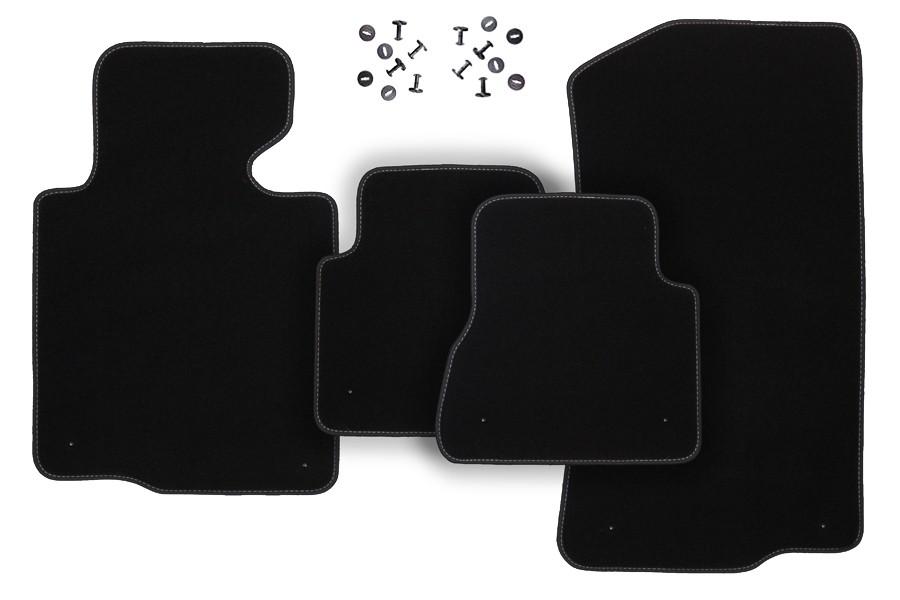 tapis de sol de voitures d 39 hiver pour bmw e46 s rie 3 cabriolet 2000 2007 tapis de voiture pour. Black Bedroom Furniture Sets. Home Design Ideas