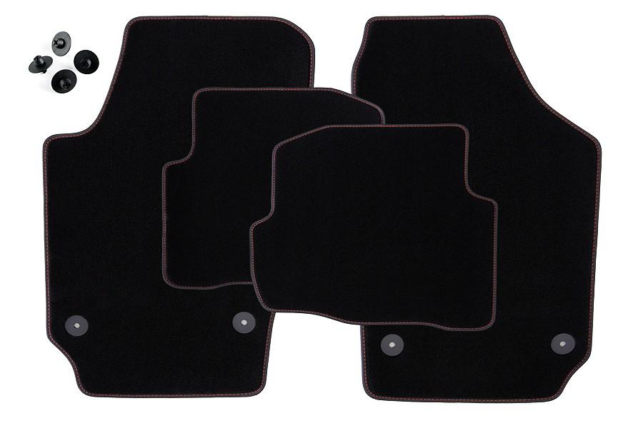 Line Art Xl 2008 : Exclusive line tappetini per seat ibiza l anno