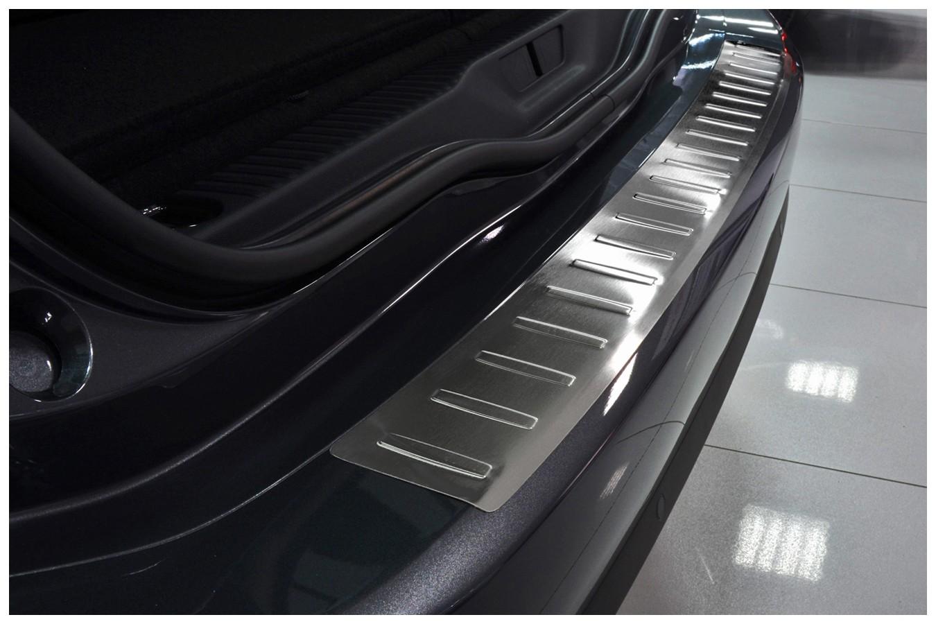 Inox Protezione Paraurti Per Citroen C4 Grand Picasso 2 Ii 2013 Protezione Paraurti Per Citroen
