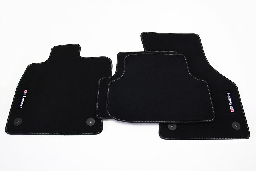 exclusive line tapis de sol pour audi a3 8v sportback ann e 2013 tapis de voiture pour audi. Black Bedroom Furniture Sets. Home Design Ideas