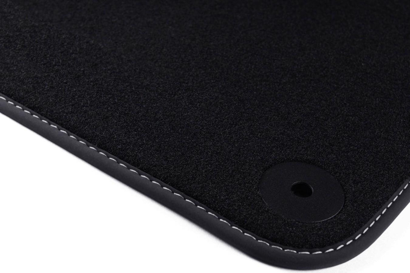 exclusive tapis de sol de voitures pour vw golf 7 vii berline combi tapis de voiture pour vw. Black Bedroom Furniture Sets. Home Design Ideas