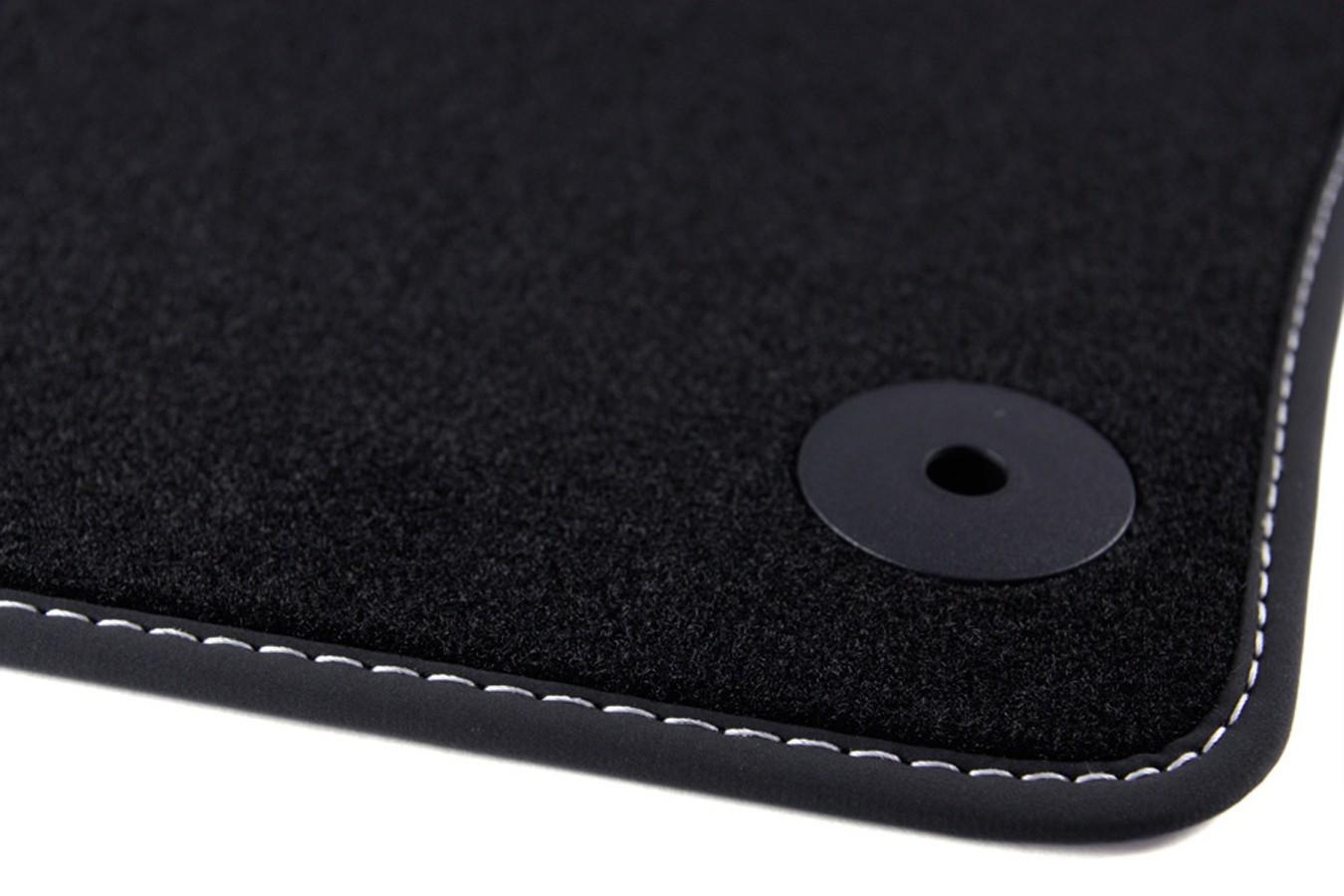 exclusive tapis de sol de voitures pour vw golf 7 vii. Black Bedroom Furniture Sets. Home Design Ideas