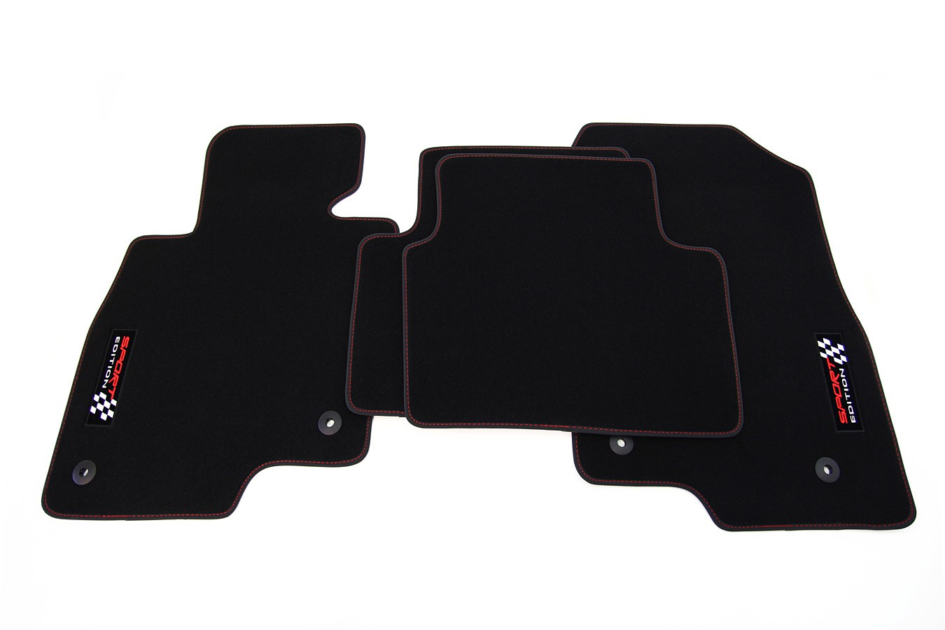 sport edition floor mats for mazda 3 from 2013 lhd only. Black Bedroom Furniture Sets. Home Design Ideas